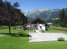 Ferienhaus Schwarzenbacher, Lungötz