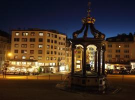 Hotel Sonne, Einsiedeln (Etzel yakınında)
