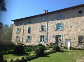 Chambres d'hôtes Kayros, Rugney (рядом с городом Bainville-aux-Miroirs)