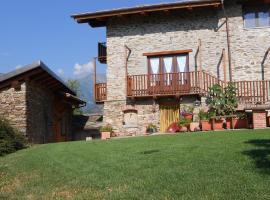 Il Mausset, Villar Pellice (Ghigo yakınında)