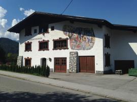 Ferienwohnung Haus Scholl, Reith bei Seefeld (Inzing yakınında)