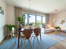 Sweet Inn Apartments - Germoir, Brüksel (Etterbeek yakınında)