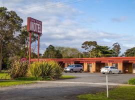 Tarra Motel, Yarram (Port Albert yakınında)