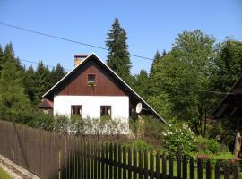 Chalupa Na Bucharu, Javorná (Svinná yakınında)