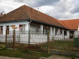 Gimonida Vendégház, Korlát (рядом с городом Szemere)