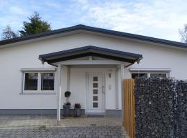 Ferienwohnung am Weinberg, Ostrach (Mengen yakınında)