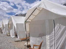 The Ladakh Camp