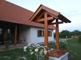 Malomkő Apartman, Zsira (рядом с городом Szakony)