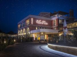 Villa Plaza Boutique Hotel & Spa, Prešov