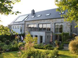Les hirondelles, chambres d'hôtes, Evrehailles (Purnode yakınında)