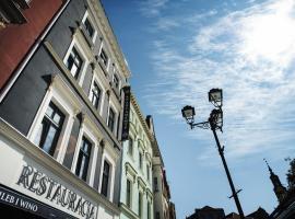Apartamenty Toruń Rynek Staromiejski