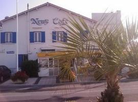 News Hotel, Карнон-Пляж