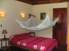 Casa Namasol, Manzanillo (Gandoca yakınında)