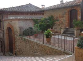 La Casa in centro, Deruta (Fanciullata yakınında)