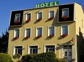 Hotel Florian, Slavkov u Brna (Kovalovice yakınında)
