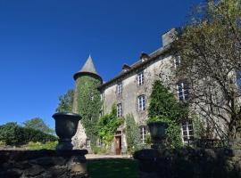 Château de Taussac, Taussac (рядом с городом Roussy)
