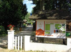 Smile & Braudieres, Mézières-sous-Lavardin (рядом с городом Vernie)