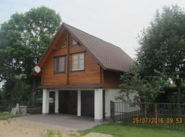 Usadba with Two Homes Morozko, Kristompol'ye (Pyrashevo yakınında)