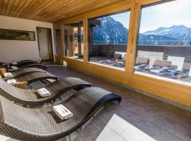 Kessler's Kulm, Davos (Laret yakınında)
