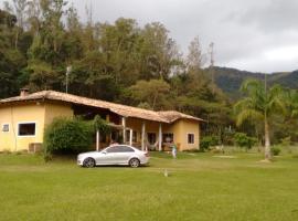 Pousada Casa do Pedro, Pindamonhangaba