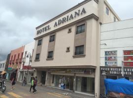 Hotel Adriana, Hidalgo del Parral