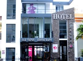 Prassa 3 Boutique Hotel, Минделу