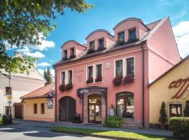 Hotel Bojnický Vínny Dom, Bojnice