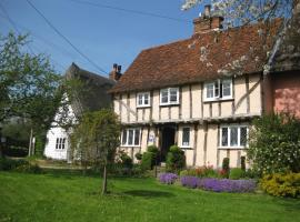 the tudor cottage, Clavering