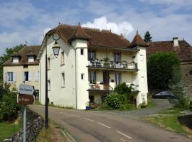 Chambres au Logis des Acacias, Le Puley (рядом с городом Saint-Laurent-d'Andenay)