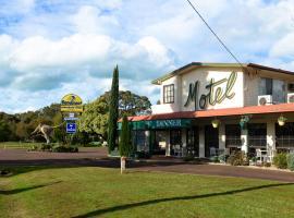 Bandicoot Motor Inn Hamilton