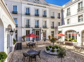 Aigle Noir Hôtel, Fontainebleau