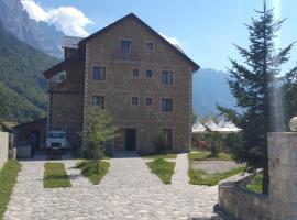 Hotel Margjeka, Valbonë (Theth yakınında)