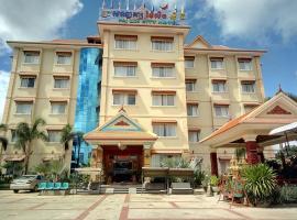 Pailin City Hotel, Pailin