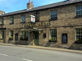 Baker Arms Bayford, Bayford (рядом с городом Little Berkhampstead)