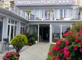 Hotel The Originals de la Plage Dieppe (ex Inter-Hotel)