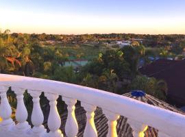 Iate Park Hotel, Ilha Comprida (Iguape yakınında)