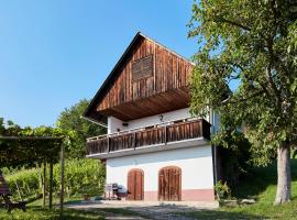 Weinberg Lodge - Kellerstöckl, Klöch