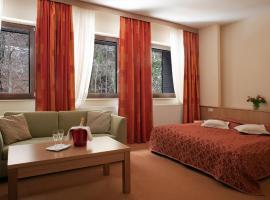 Hotel Stupka, Tale