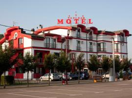 Taxi Bar Motel, Liskovac (рядом с городом Nova Gradiška)