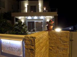 Villa Nestor, Korifásion (рядом с городом Khóra)