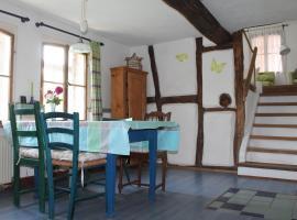 Maison Mille Fleurs, Sankt Julian (Rammelsbach yakınında)
