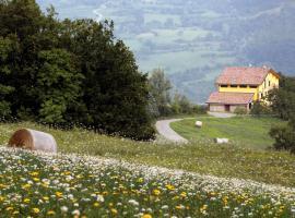 Green Park Monastero, Rustigazzo (Vernasca yakınında)