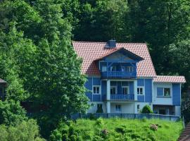Haus Abendsonne, Stadt Wehlen (Struppen yakınında)