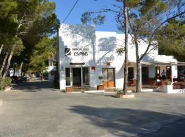 Bungalows Es Pins - Formentera Vacaciones, Playa Migjorn