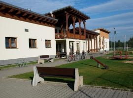 Sportovní areál Horní Počaply, Horní Počaply (Chudolazy yakınında)