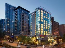 Hampton Inn & Suites, by Hilton - Vancouver Downtown