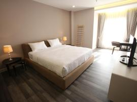 D'Anggerek Serviced Apartment