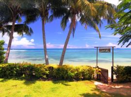 Coconut Grove Beachfront Cottages, Matei