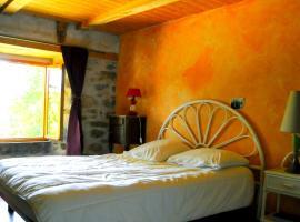 La maison Chasse Temps, Saint-Donat (рядом с городом Picherande)