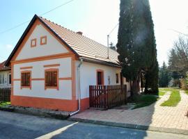 Hétmérföldes Vendégház, Szaknyér (рядом с городом Pankasz)